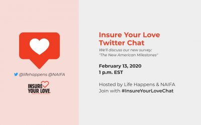 "Join Our Special ""Love Insurance"" Twitter Chat During #InsureYourLove"