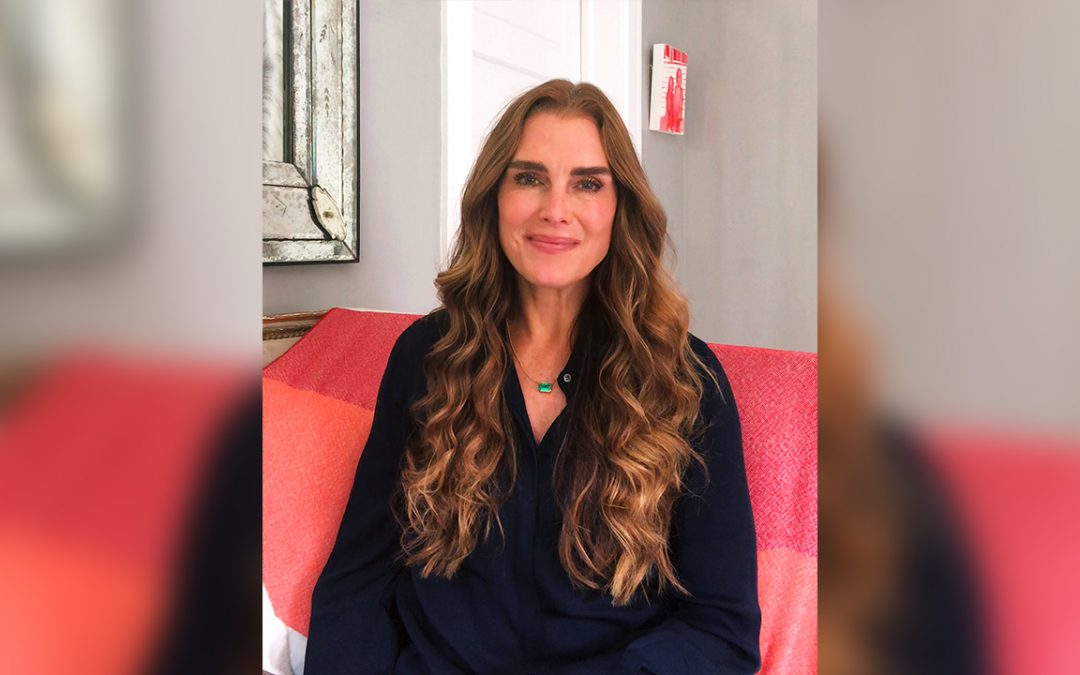 Brooke Shields Shares One Thing You Can Do Right Now to Strengthen the Health of Your Finances