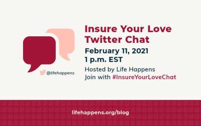 Insure Your Love Twitter Chat February 11