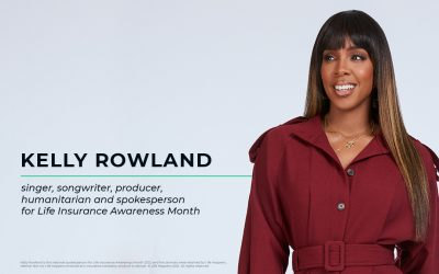 """Kelly Rowland Shares Her Life Insurance """"Why"""""""